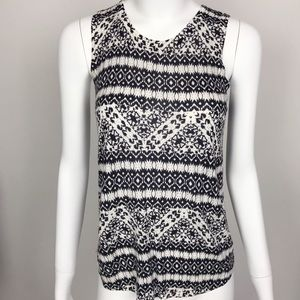 Ann Taylor Loft Light Sweater Tank Top